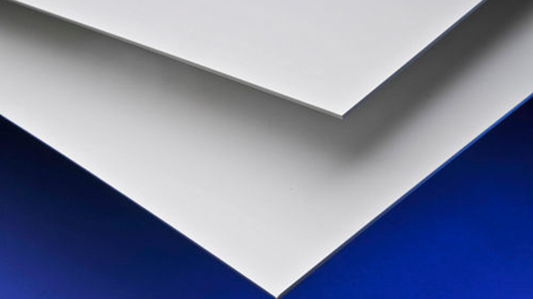 2440mm x 1220mm White Hygienic Wall Cladding and Profile Trims 8ft x 4ft